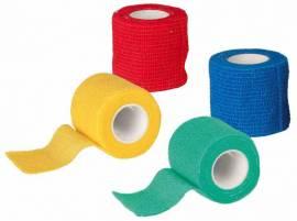 Bandagen, Haft-Bandagen 4 Stück - Bild vergrößern