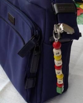 Taschenkette und Schlüsselanhänger - Bild vergrößern